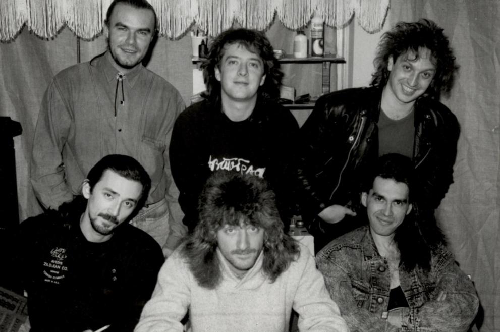 Фото с официального сайта группы