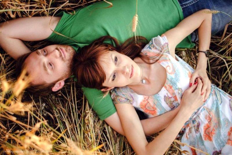 Вася и Яна - Фотограф Анна Сулименко